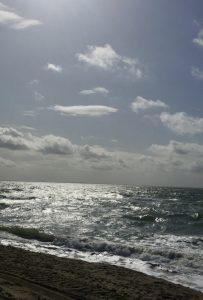 der letzte Tag am Meer